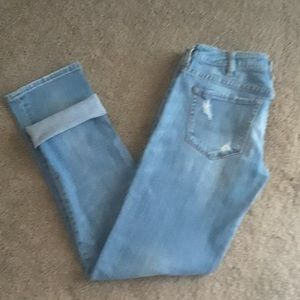 GUC PacSun Distressed Jeans